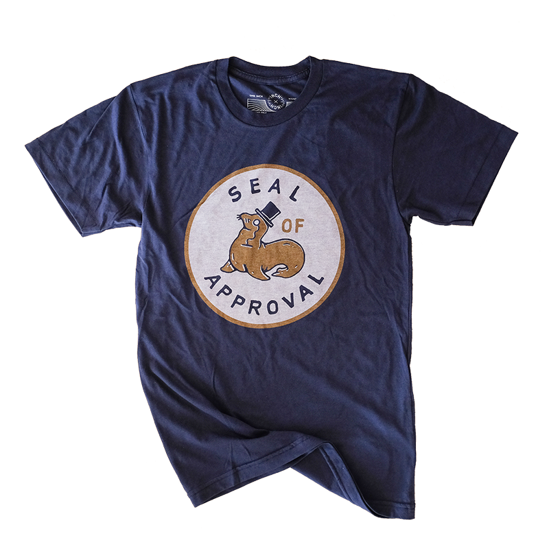Image of Jon Contino - Seal of Approval Shirt