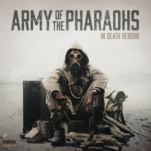 Image of Army of the Pharaohs - In Death Reborn CAMO MARBLE VINYL 2LP