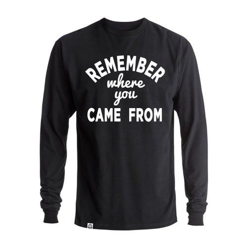Image of REMEMBER - Long Sleeve