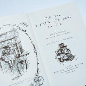 Image of Frances Hodgson Burnett - The One I Knew the Best of All