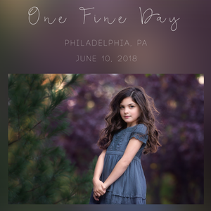Image of One Fine Day - Philadelphia - June 10, 2018