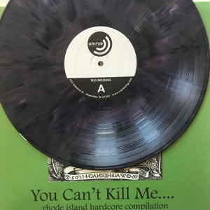 Image of You Can't Kill Me Comp Test Press