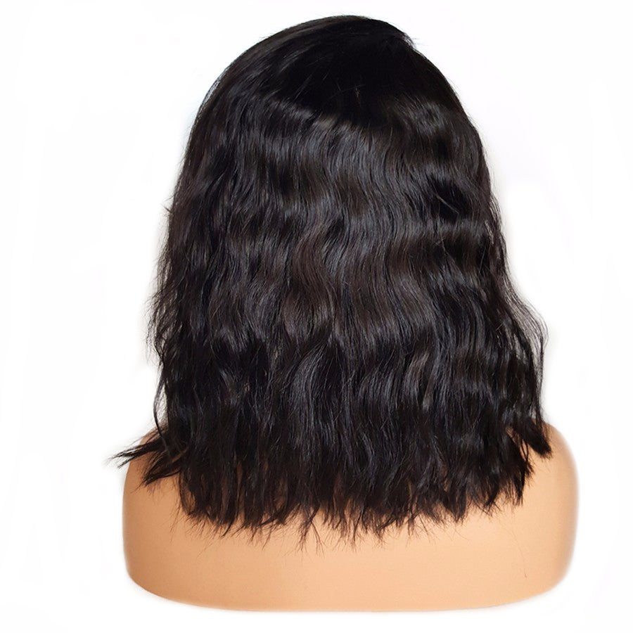 Image of Virgin Brazilian Lace Front Wig