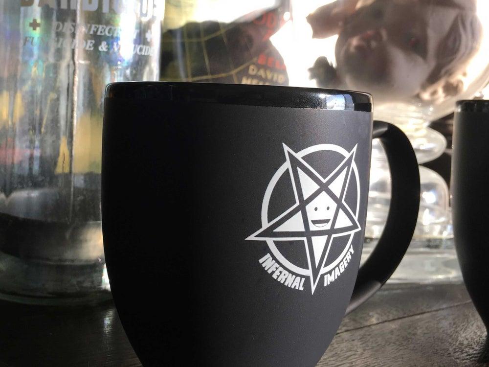 Image of Happy Pentagram Coffee Mug