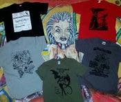 Image of Pantychrist Shirts
