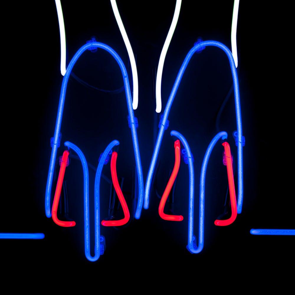 Talons Aiguilles Neon
