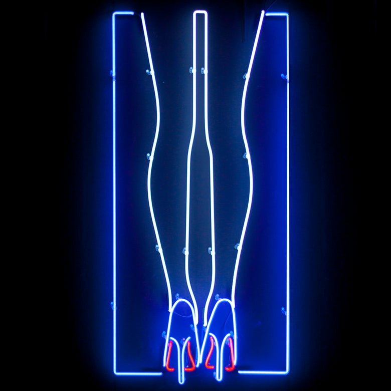 Image of Talons Aiguilles Neon