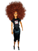 Image of FLY GRL Red Haute Collector Doll