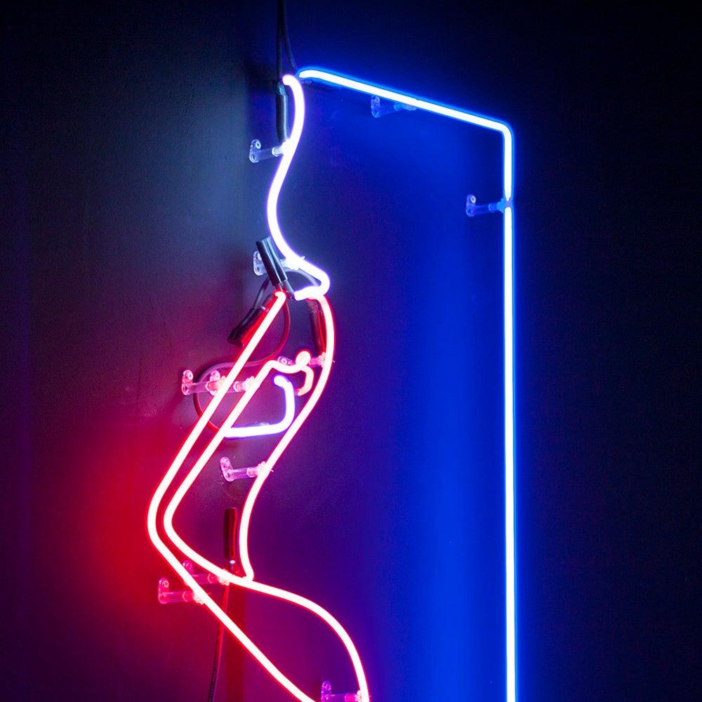 Respiration Neon