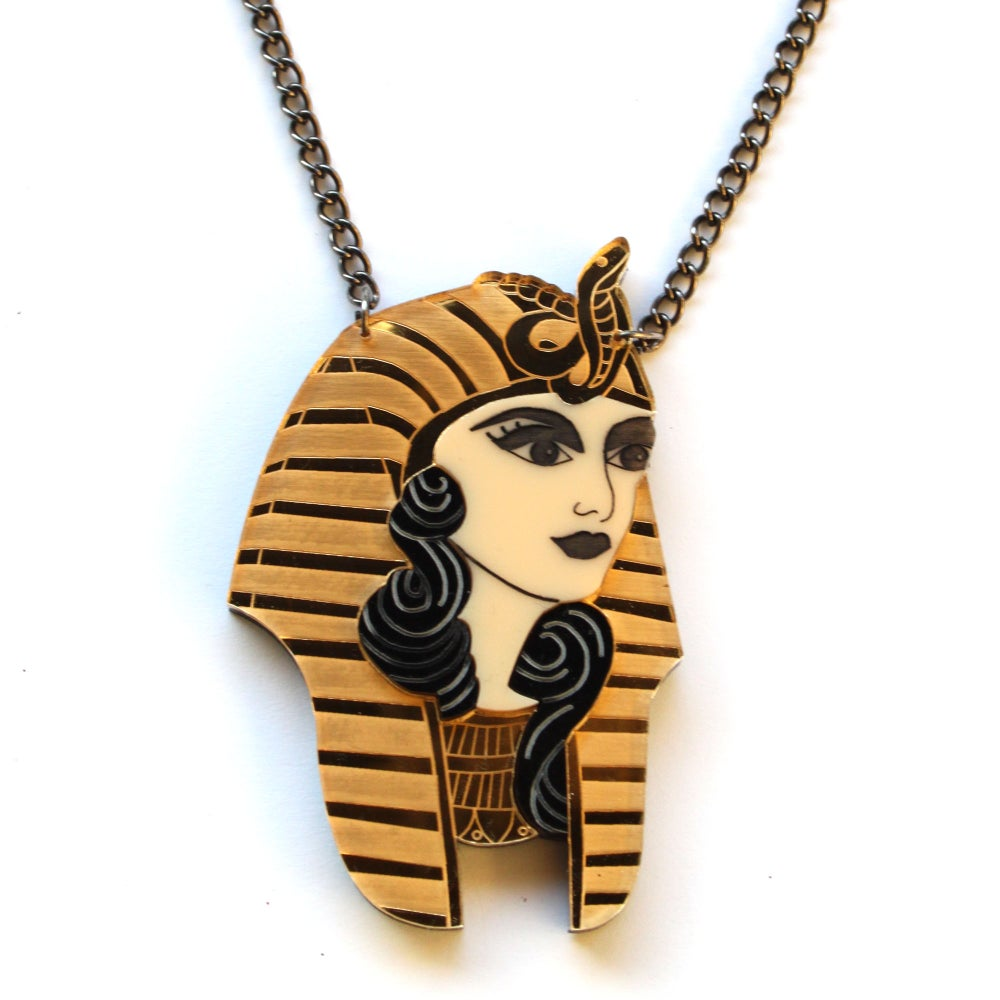 Image of Cleopatra Necklace or Brooch