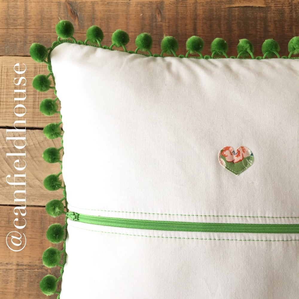 Image of Sugar Pie Heart of Heart Pillow