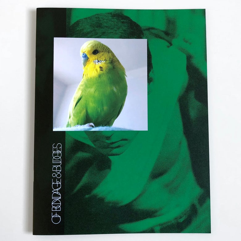 Image of OF BONDAGE & BUDGIES BOOK