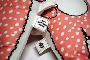 Image of Pink Polka Bunny Plush