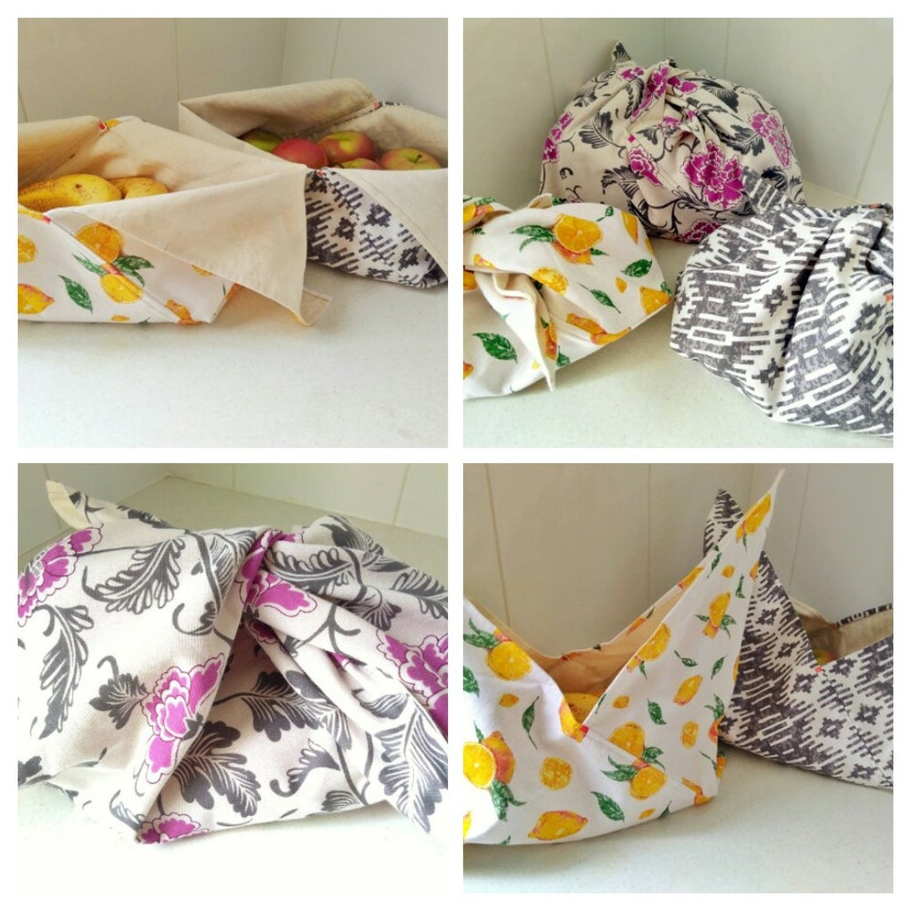 Image of Bento Bags