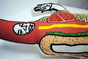 Image of Chicago Hotdog Plush