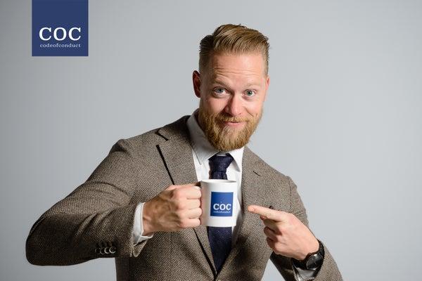 Image of COC Mok (Premium officemug)