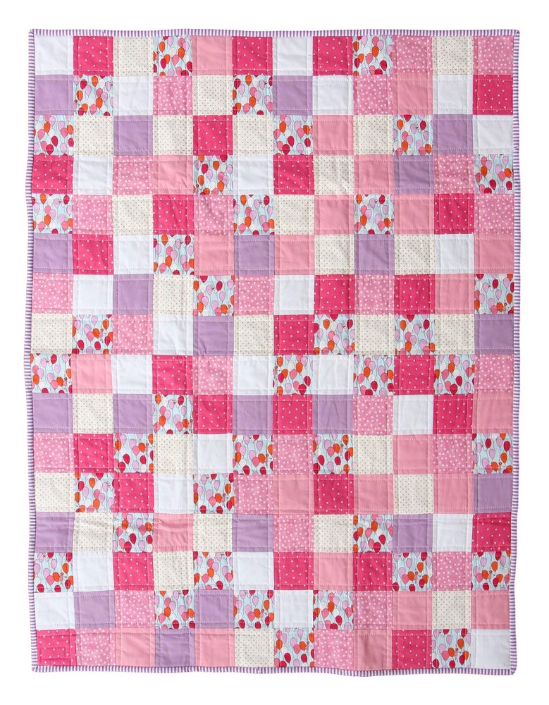 Image of Children at Play Baby Quilt