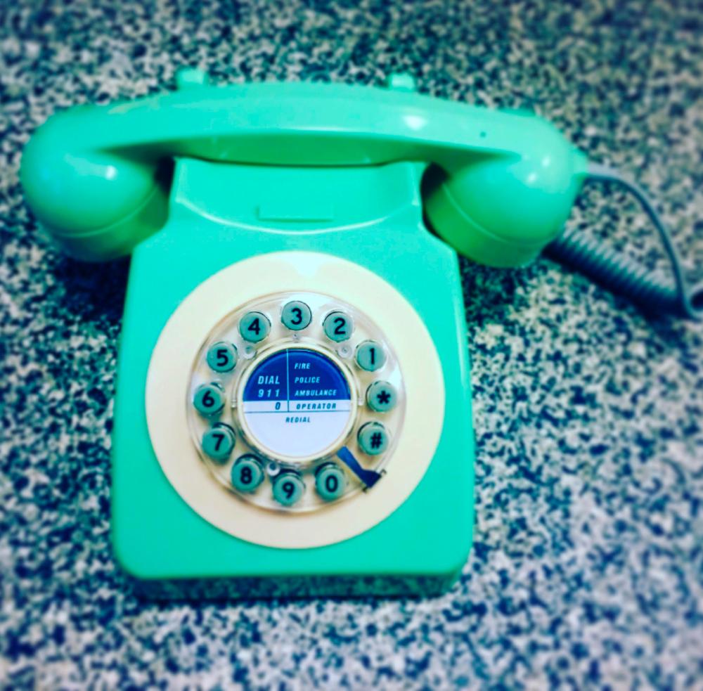 Image of Phone, Los Angeles, CA 2016