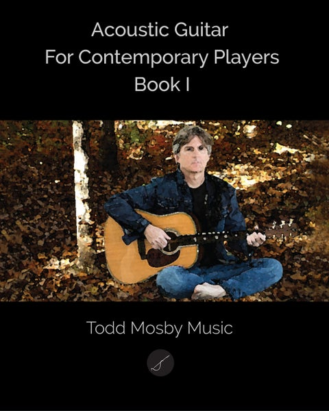 Image of Acoustic Guitar For Contemporary Players Bk I