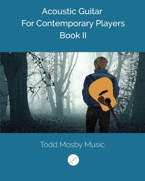 Image of Acoustic Guitar For Contemporary Players BK II