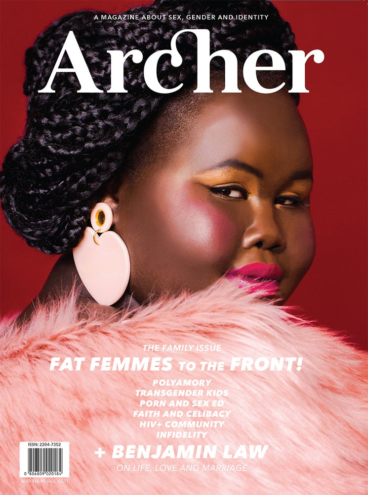 Image of ARCHER MAGAZINE #9 - the FAMILY issue