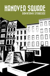 Image of hanover square neighborhood print