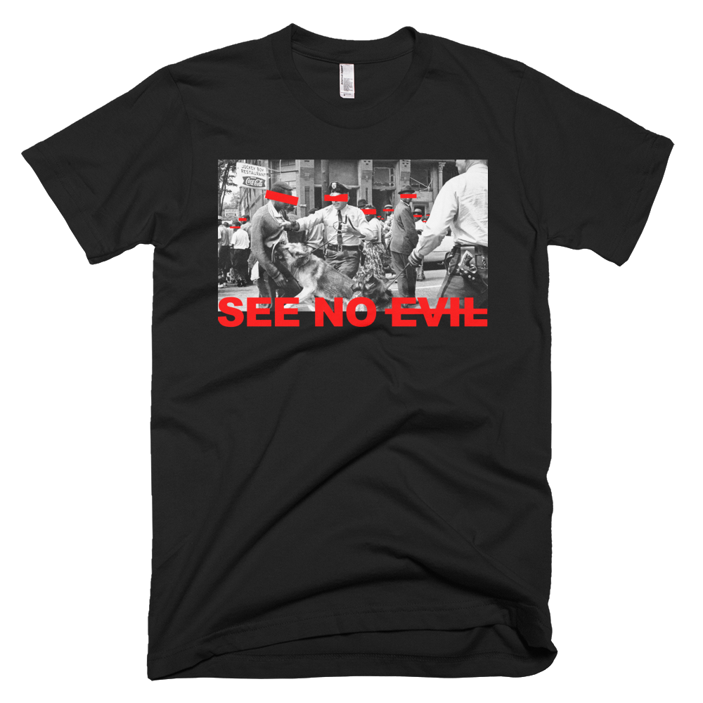 "Image of ""See No Evil"" - Black"