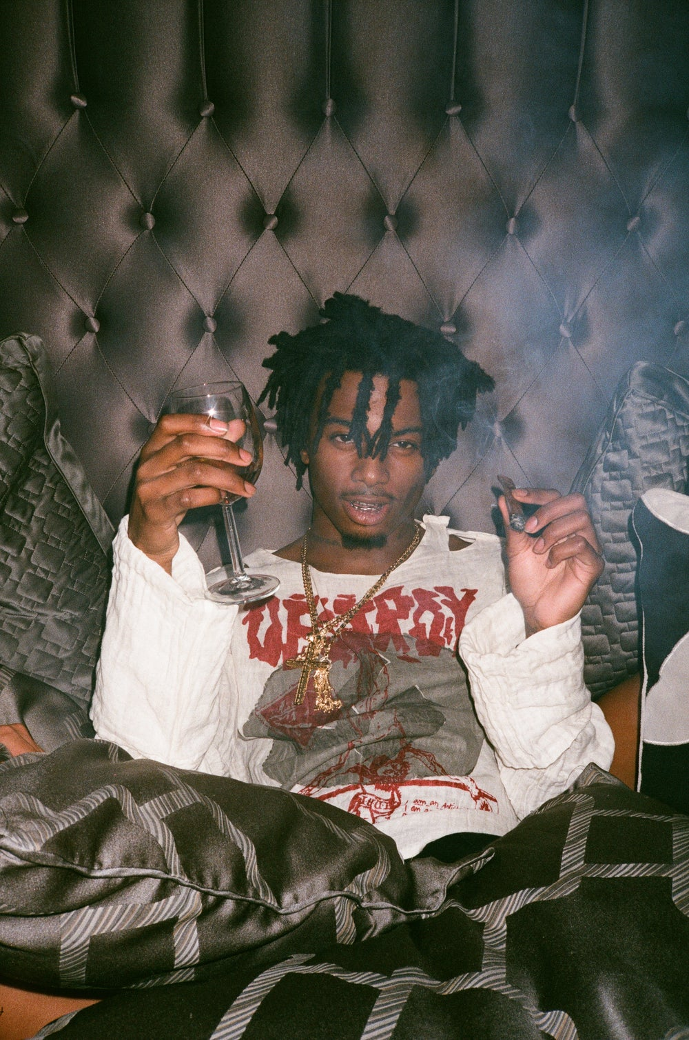 Image of Playboi Carti *Self Titled* Print