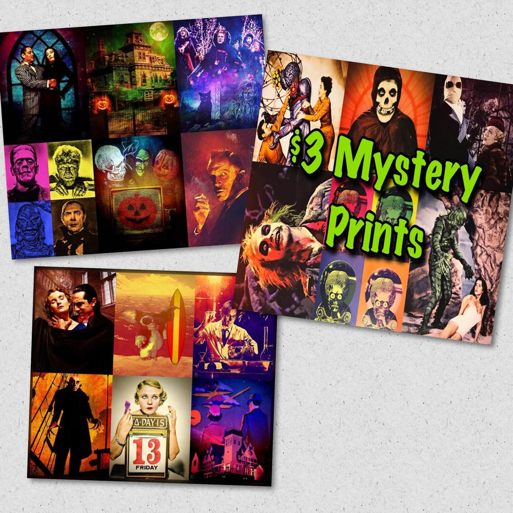 Image of Cauldron Of Color Mystery Prints