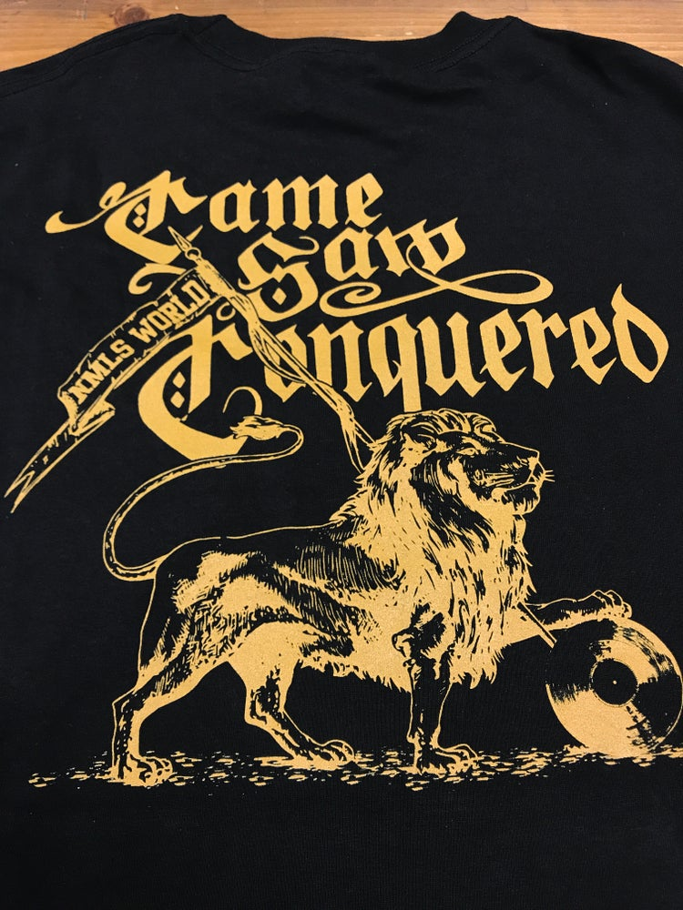 Image of NMLS Gold Lion tee