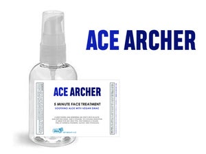 Image of Ace Archer 5 Minute Face Treatment Gel
