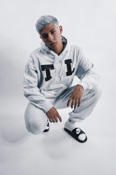 Image of TL 23 Hoodie Grey