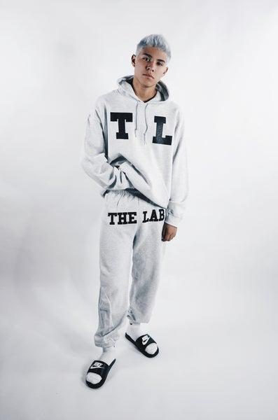 Image of TL 23 Closed Bottom Sweats Grey