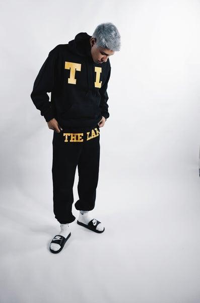 Image of TL 23 Hoodie Black