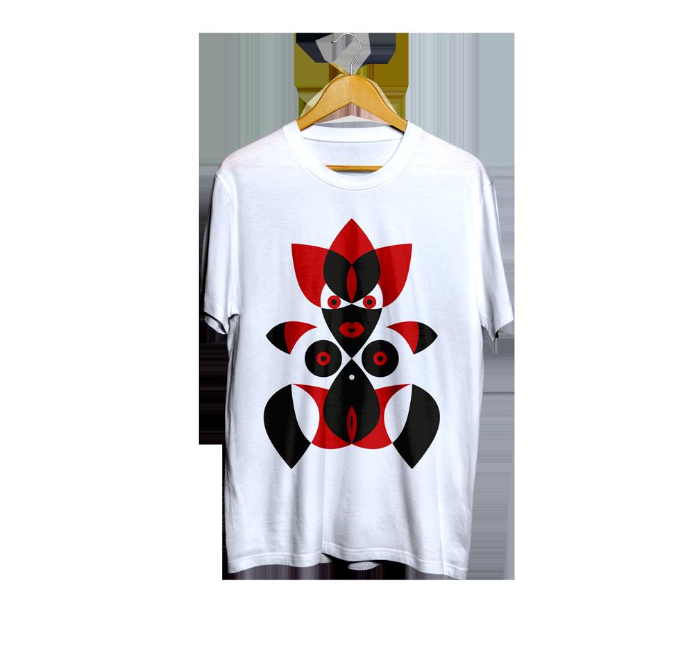 Image of Giada Mesi   T-Shirt White