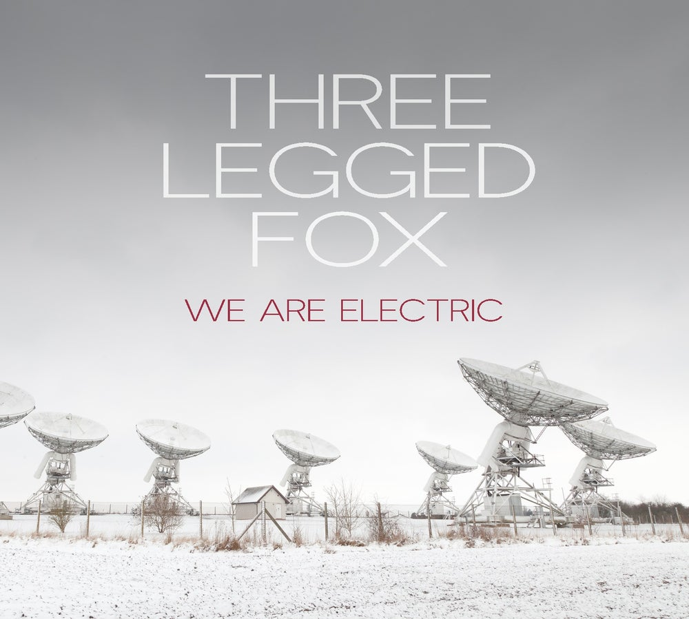 Image of We Are Electric - Hard Copy CD