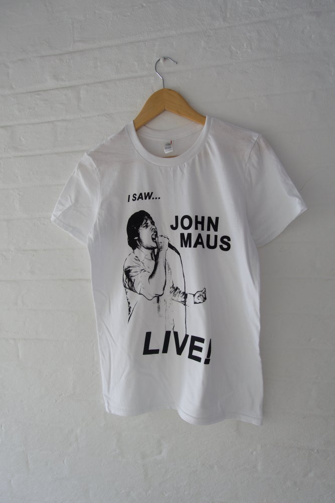 Image of JOHN MAUS T-SHIRT