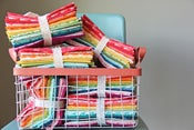 Image of Rainbow Fat Quarter Bundle FREE SHIPPING!
