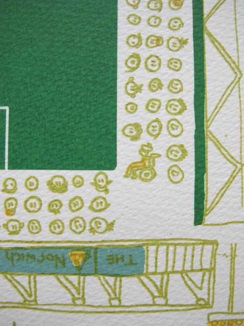 Image of N is for Norwich Football Club