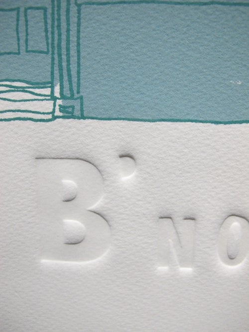 Image of B is for B'Nou