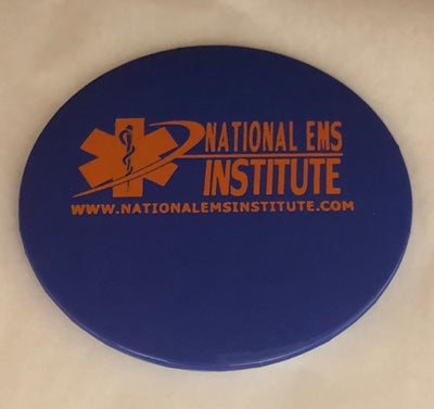 Image of National EMS Frisbee