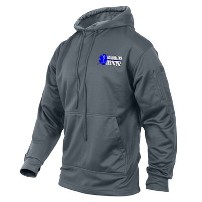Image of Concealed Carry Hoodie in Black or Gun Metal Gray