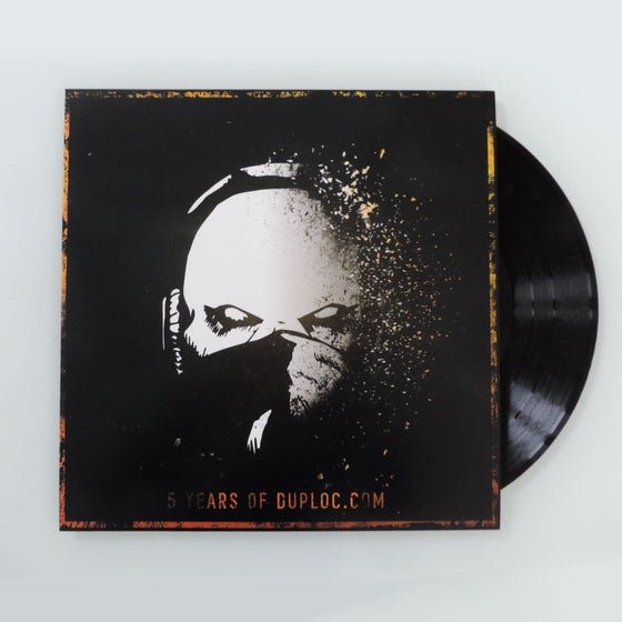 "Image of DUPLOC5YRS - 12"" vinyl album sampler"