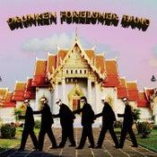 "Image of Drunken Foreigner Band ""White Guy Disease"" 12"" LP"