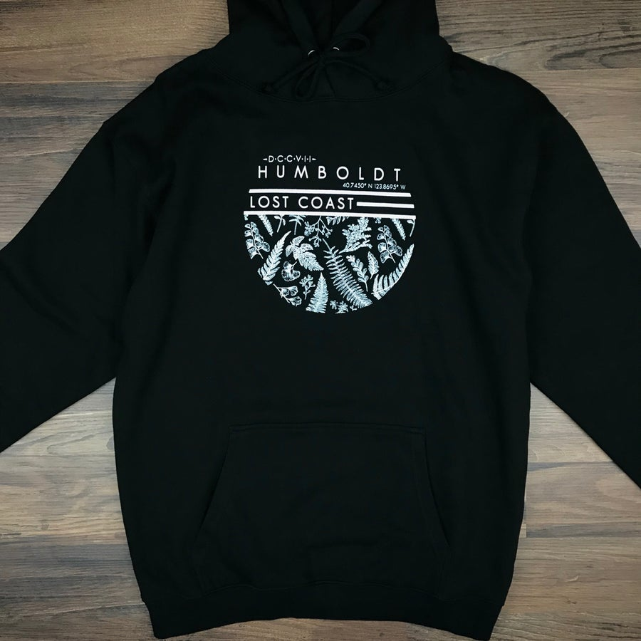 "Image of ""Foliage"" Men's Pullover Hoodie"