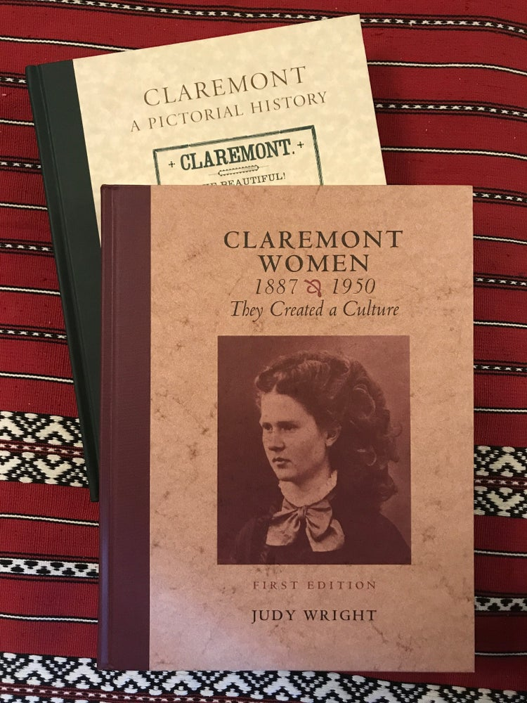 Image of Holiday Gift Package #1  Judy Wright Claremont Books ($65 Value)