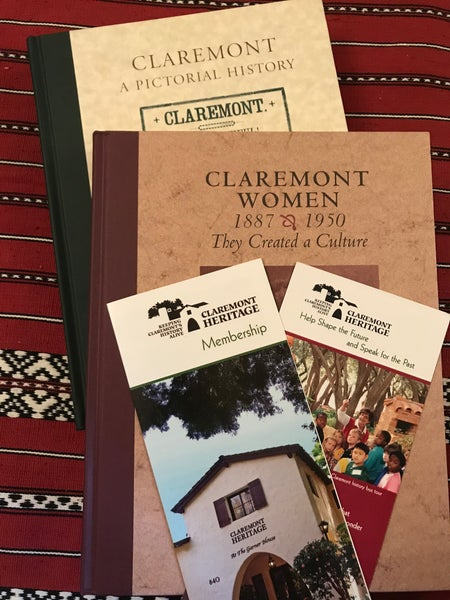 Image of Holiday Gift Package #2 - Judy Wright Claremont Books & Friends Circle Membership