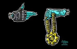 Image of Run the Jewels x Gears x Hernandez