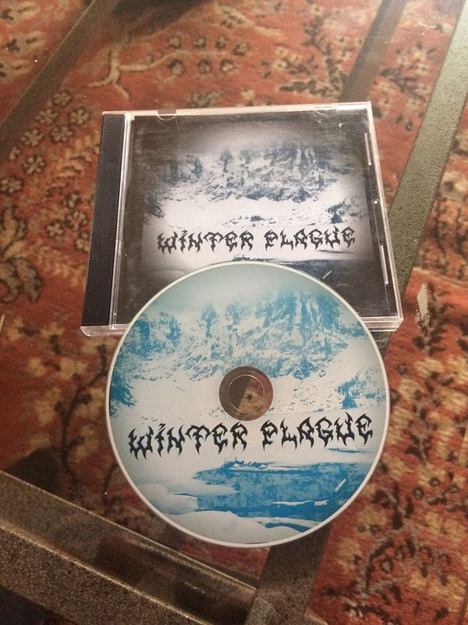 Image of Winter Plague - [EP] CD