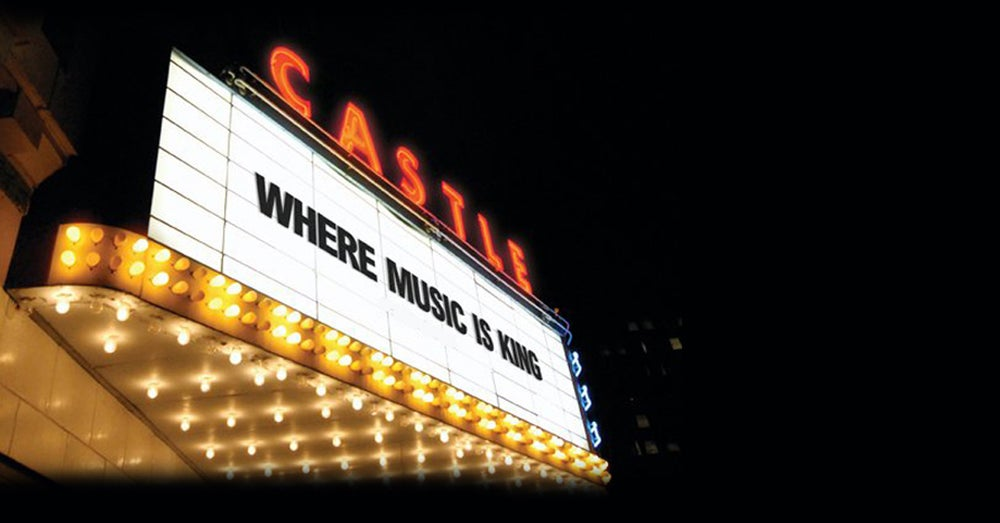 Image of $50 Castle Theatre Gift Certificate